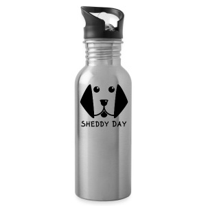 Sheddy Day - Water Bottle