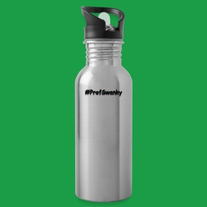 #ProfSwanky - Water Bottle