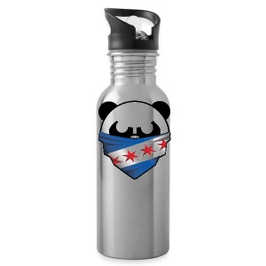 EDMPanda Logo - Water Bottle