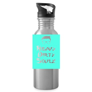 HeavyDirtySoulz Logo - Water Bottle