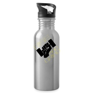 RISE AND GRIND - Water Bottle