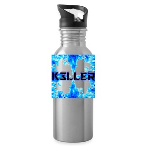 My Main Logo - Water Bottle