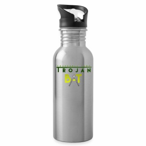 New Trojan Bat Logo - Water Bottle