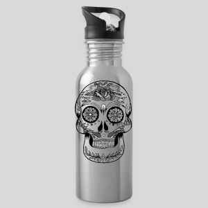 Catrina Black & White - Water Bottle
