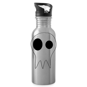 The Grims Skull Logo - Water Bottle
