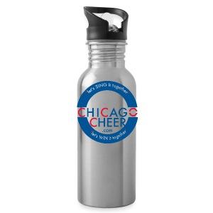 ChicagoCheer.Com - Water Bottle