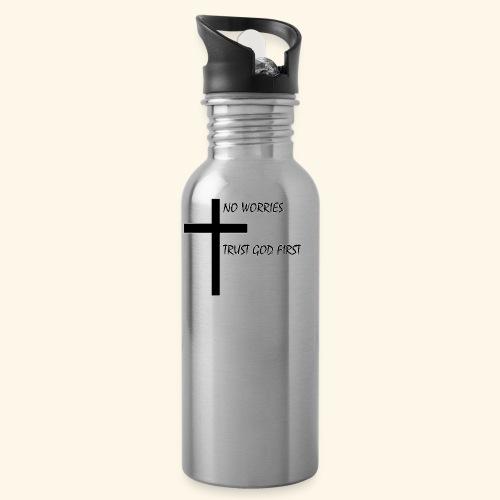 No Worries - Water Bottle