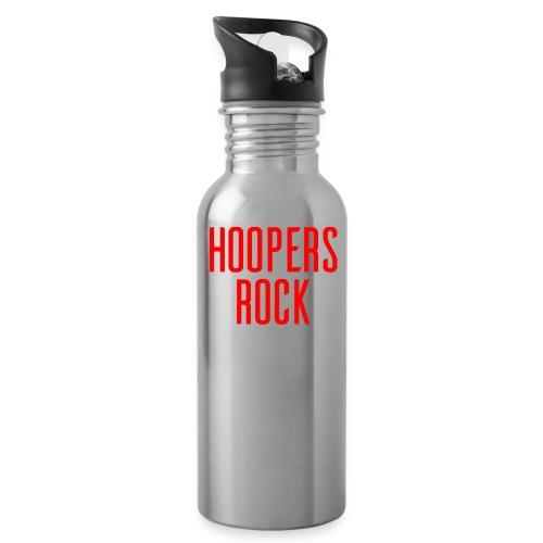 Hoopers Rock - Red - Water Bottle