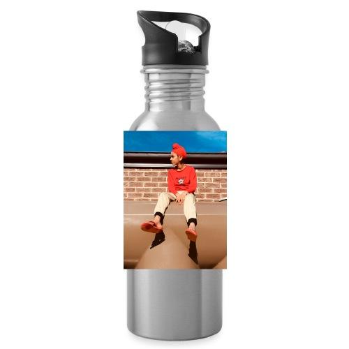 Flamin_Danger - Water Bottle