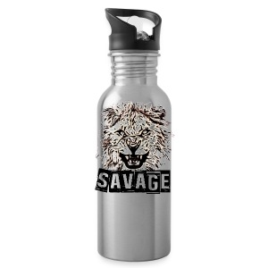 Savage - Water Bottle