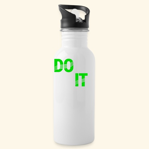 DON'T QUIT #4 - Water Bottle