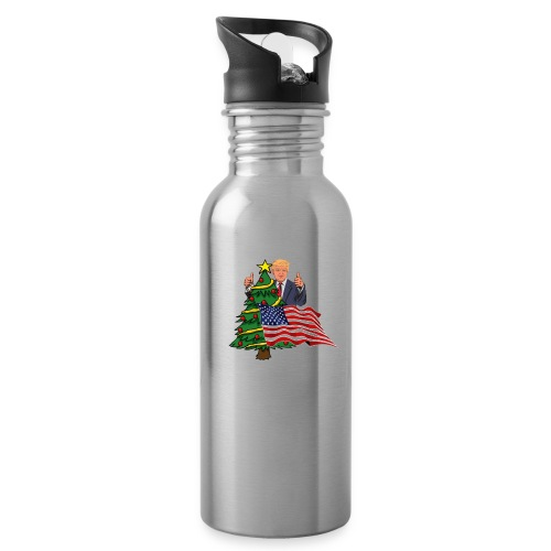 Make America's Christmas Great Again - Water Bottle