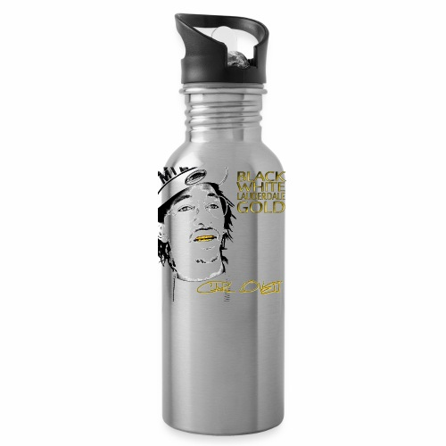 Carl Lovett Lauderdale Gold - Water Bottle