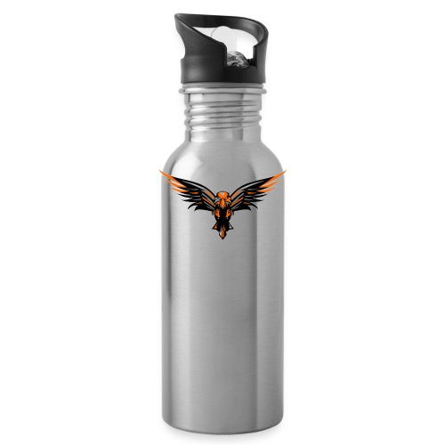 BrawNz Falcon Logo - Water Bottle