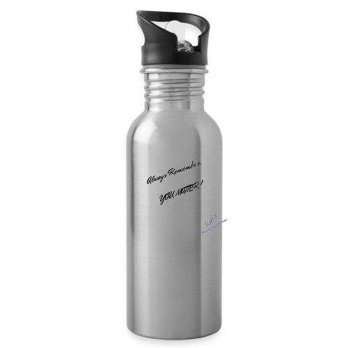 You Matter Wear & Accessories - Water Bottle