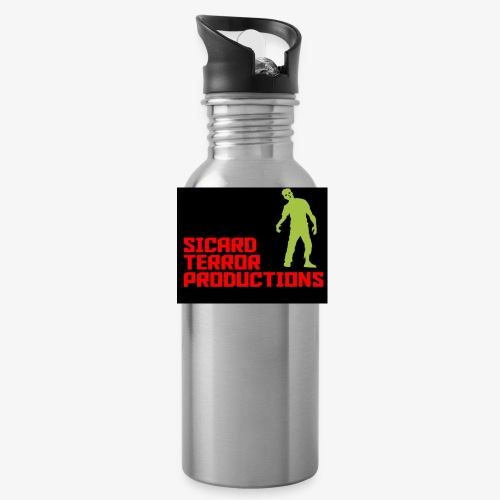 Sicard Terror Productions Merchandise - Water Bottle