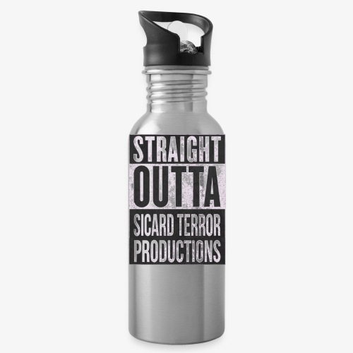 Strait Out Of Sicard Terror Productions - Water Bottle