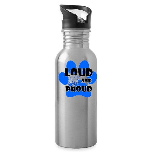 Loud and Proud - Water Bottle