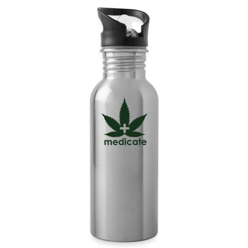 Medicate Supporter - Water Bottle