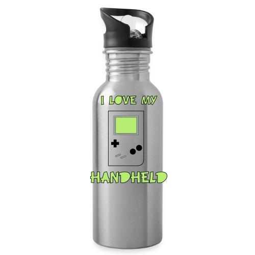 I love my Handheld - Water Bottle
