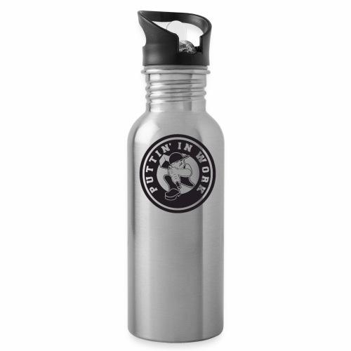 Puttin' In Work Apparel - Water Bottle