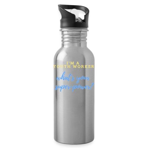 Super Hero - Water Bottle