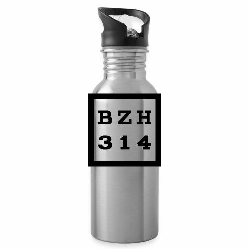 BZH314 Games Big Logo - Water Bottle