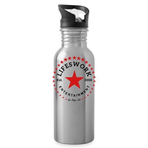 Lifeswork Entertainment - Water Bottle