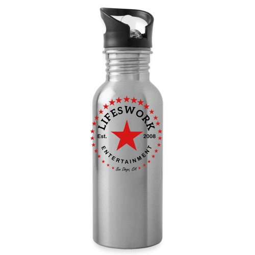 Lifeswork Entertainment - Water Bottle