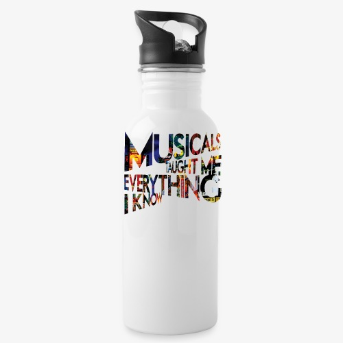 MTMEIK Broadway - Water Bottle