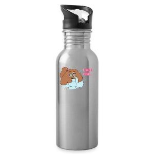 Cinnamon doesn't care.. - Water Bottle
