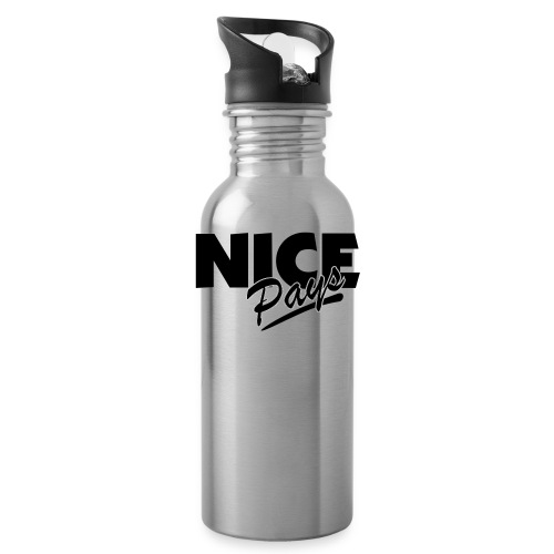 nicepays11 - Water Bottle