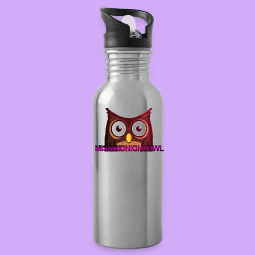 MissMidnightOwl Drink containers - Water Bottle