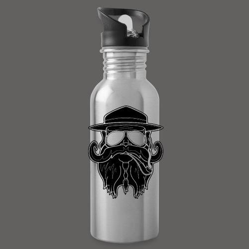 OldSchoolBiker - Water Bottle