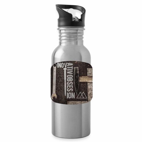 "InovativObsesion ""MECHANICAL"" apparel - Water Bottle"