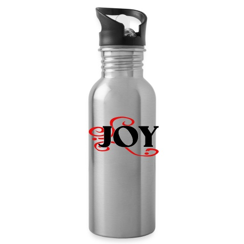 INTENTIONALLY INFUSED JOY - Water Bottle