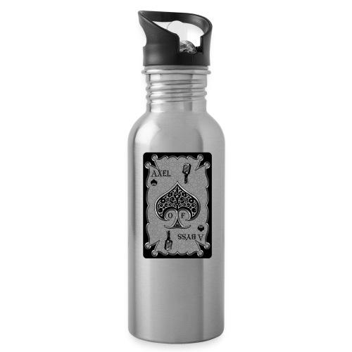 Axelofabyss Spade Card - Water Bottle