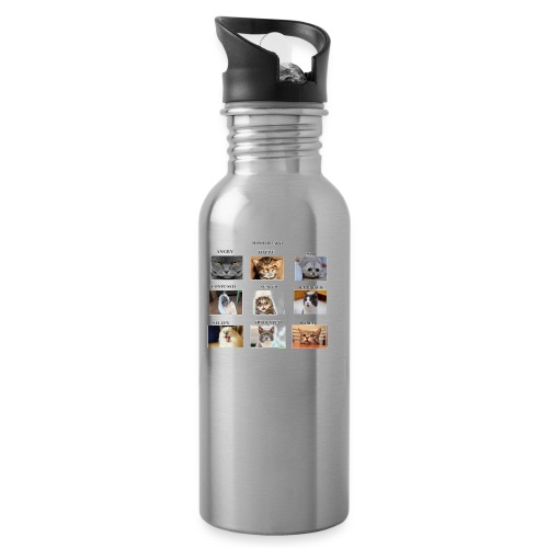 MOOD BOARD - Water Bottle