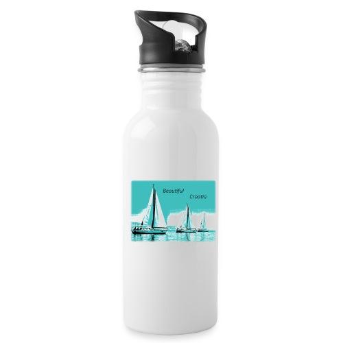 Beautiful Croatia - Water Bottle