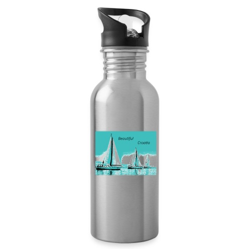 Beautiful Croatia - Water Bottle