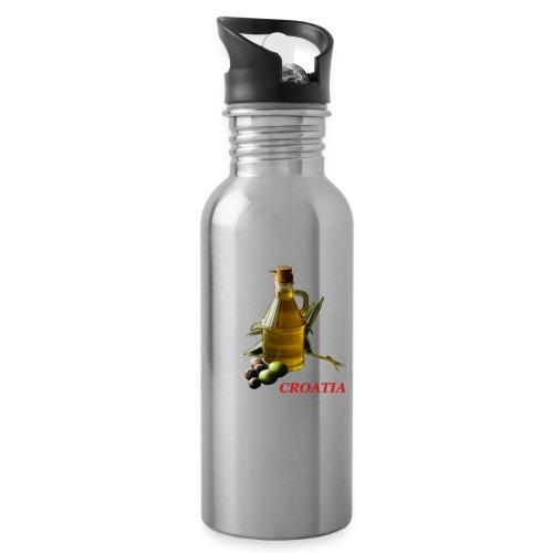 Croatian Gourmet 2 - Water Bottle