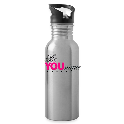 Be Unique Be You Just Be You - Water Bottle