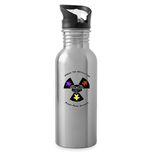 Pikes Peak Gamers Convention 2019 - Accessories - Water Bottle