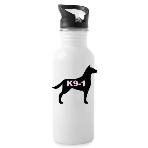 k9-1 Logo Large - Water Bottle
