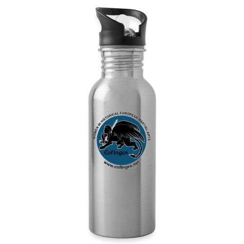 Esfinges logo - Water Bottle