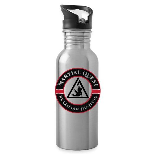 MQ New Back Logo - Water Bottle