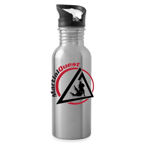 MQ Logo Front - Water Bottle