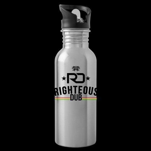 Righteous Dub Logo - Water Bottle