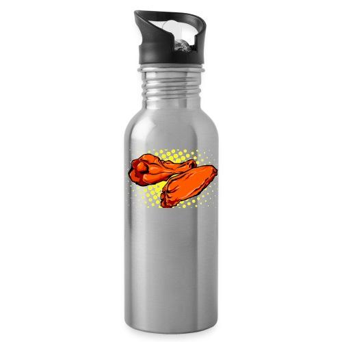 hot chiken acceries - Water Bottle