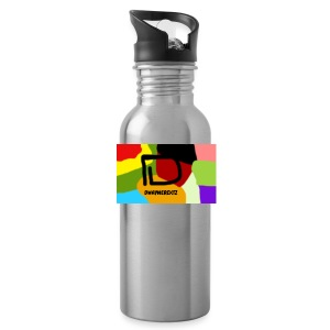 DwayneRektz Dye - Water Bottle